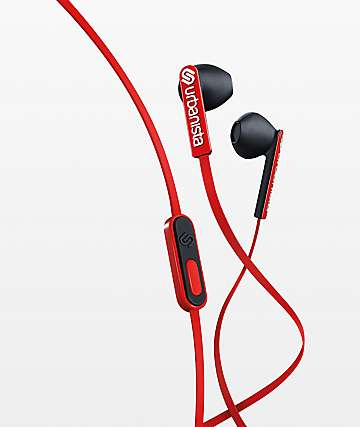 Urbanista San Francisco Red Snapper Headphones