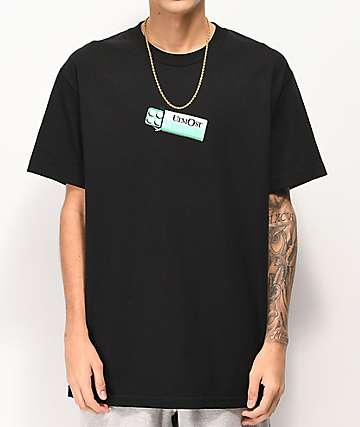 Utmost Aspirin Black T-Shirt
