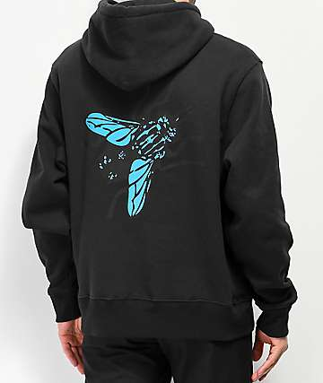 Utmost Fly Black Hoodie