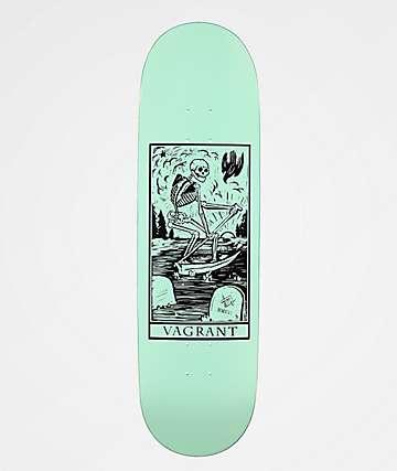 "Vagrant Deathcard 8.8"" Skateboard Deck"