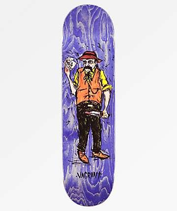 "Vagrant Gambler Rambler 8.38"" Skateboard Deck"