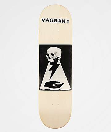 "Vagrant Hand Of Fate 8.38"" Skateboard Deck"