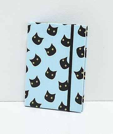 Valfre Bruno Gang libreta azul de gatos