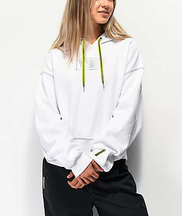 Vans After Dark White Hoodie