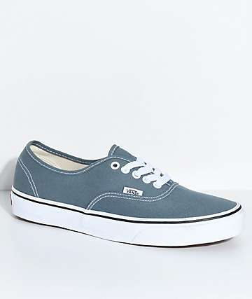 d25e404516 Vans Authentic Goblin Blue Shoes