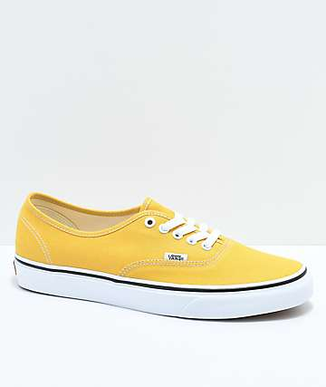 Vans Authentic Ochre zapatos de skate