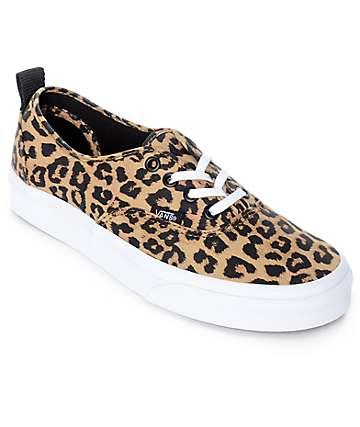 vans de leopardo