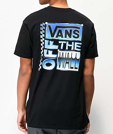 Vans Ave Chrome Black T-Shirt