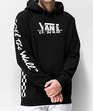 Vans BMX Off The Wall Black Hoodie