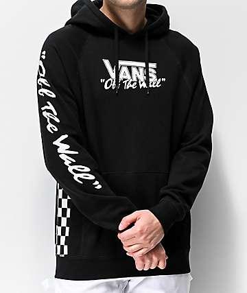 Vans BMX Off The Wall Black Hoodie