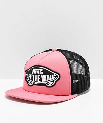 Vans Beach Girl Strawberry Trucker Hat