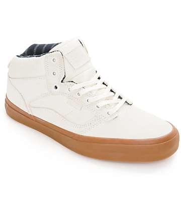 Vans Bedford zapatos de skate (Hombres) en color hueso y goma
