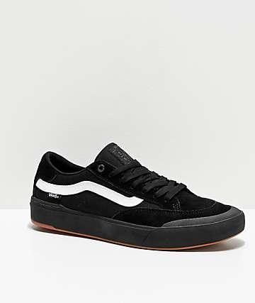 Vans Berle Pro Black Skate Shoes