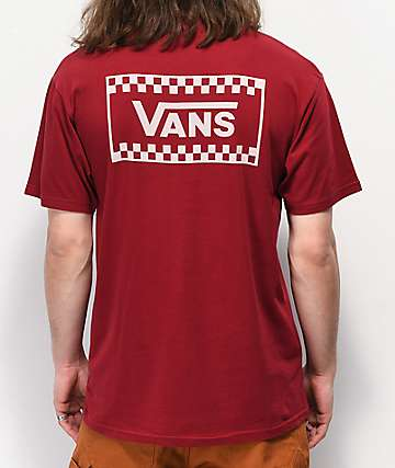 Vans Birch Biking Red T-Shirt