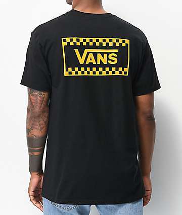 Vans Birch Black T-Shirt
