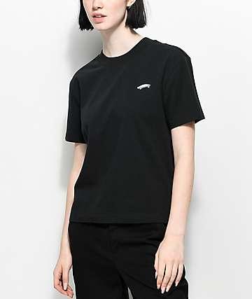 Vans Boulder Black T-Shirt