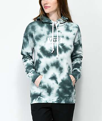 Vans Box Silver Pine Cloud Wash Hoodie