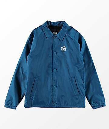 Vans Boys Torrey Corsair Coaches Jacket