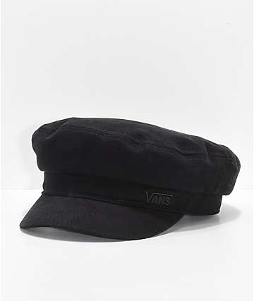 Vans Cali Native Black Fisherman Cap