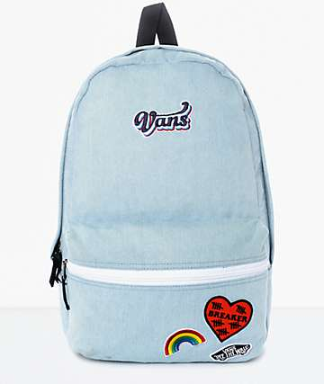 Vans Calico 70's Women's Blue Backpack