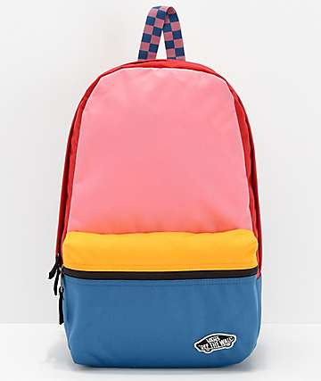 69d4545761 Vans Calico Patchwork Backpack