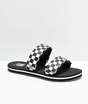 Vans Cayucas Checkerboard sandalias