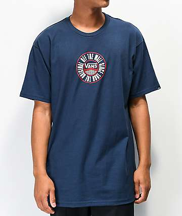 Vans Chamber Dress Blues T-Shirt