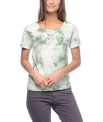 Vans Checker Sage Cloudwash T-Shirt