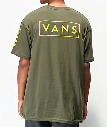 Vans Checkmate Grape Leaf T-Shirt