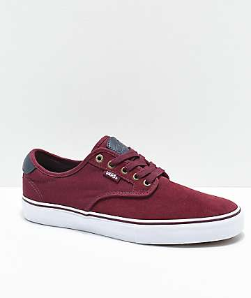 Vans Chima Pro Port Royal & Parisian Shoes