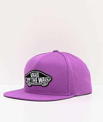 Vans Classic Patch Dewberry Snapback Hat