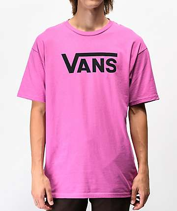 Vans Classic Rosebud & Black T-Shirt