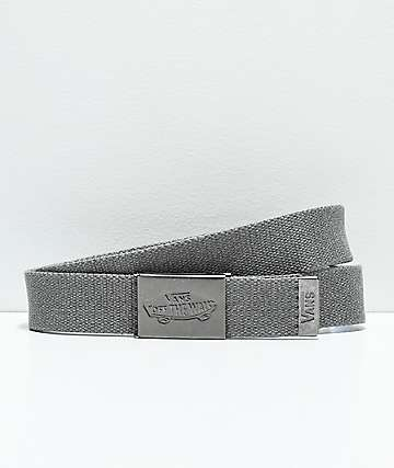 Vans Conductor II Heather Suiting Web Belt