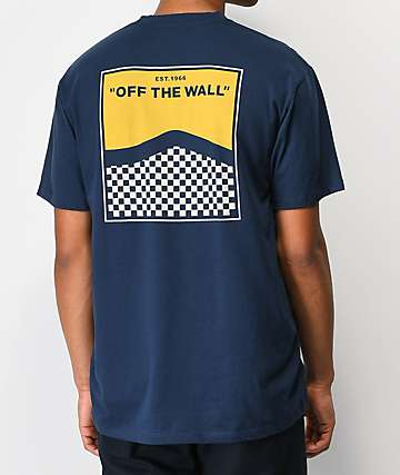 Vans Cottonwood Blue T-Shirt