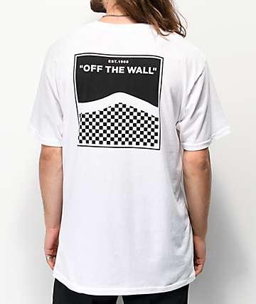 Vans Cottonwood White T-Shirt