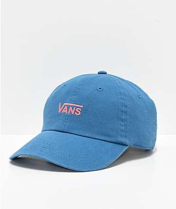 Vans Courtside gorra azul zafiro 63e03881a63