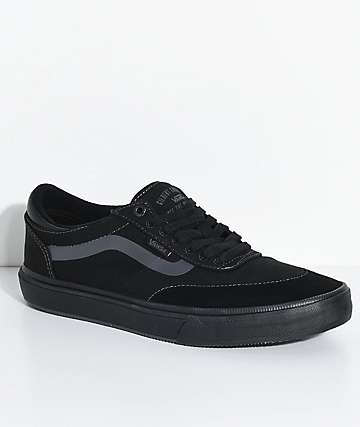 Vans Crockett 2 Black Shoes