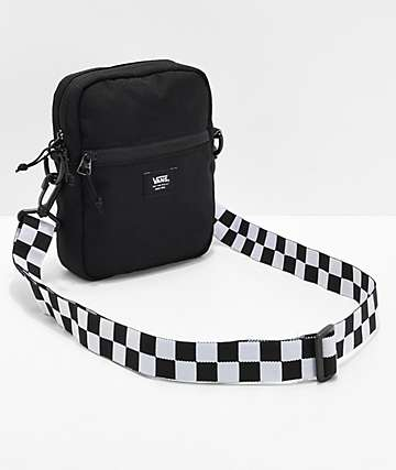 Vans Crossbody Black Shoulder Bag