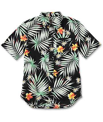 Vans Daintree Palm camisa abotonada para hombres