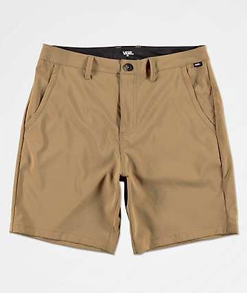 Vans Decksider Khaki Hybrid Shorts