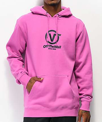 Vans Distorted Performance Rosebud Hoodie
