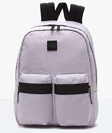 Vans Double Down Lavender Fog Backpack