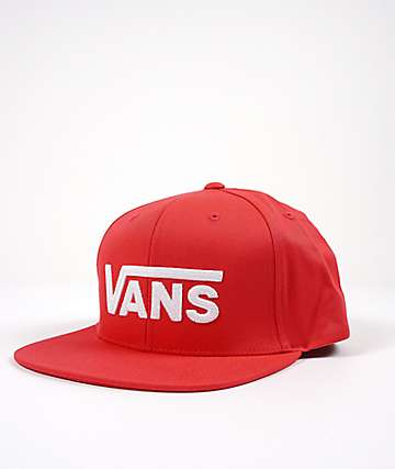 Vans Drop V II Hibiscus Snapback Hat
