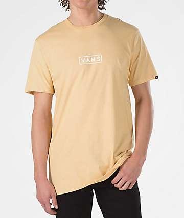 Vans Easy Box New Wheat T-Shirt