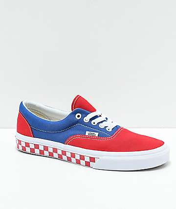 e1ad5fae82 Vans Era BMX Red