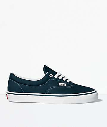 Vans Era Navy Skate Shoes