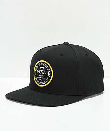 Vans Established 66 gorra snapback en negro