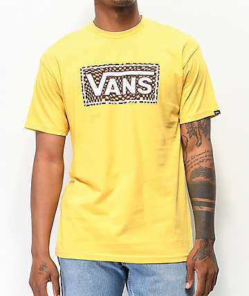 Vans Finch Sulfer T-Shirt