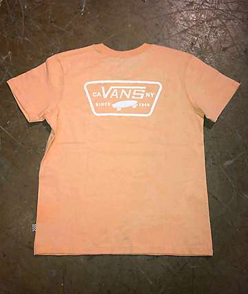 Vans Full Patch Spanish Vanilla T-Shirt