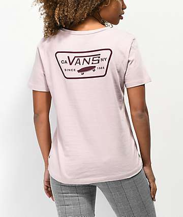 Vans Full Patch Violet T-Shirt
